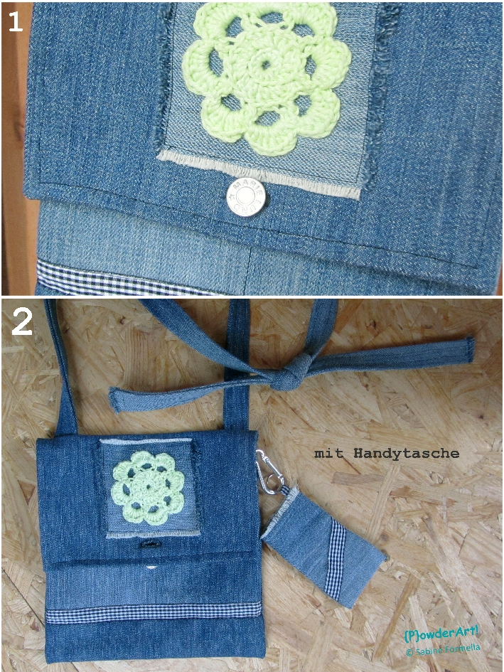 Upcycling_Tasche